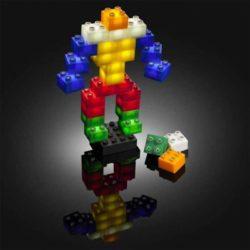 Light Stax: Leuchtendes Legosteine