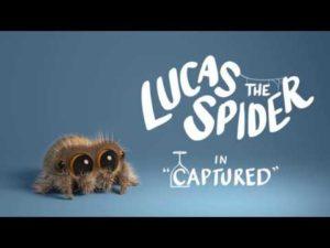 Lucas the Spider - Captured: Neue Abenteuer von Lucas, der niedlichsten Spinne der Welt