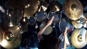 """Metallica """"Enter Sandmann"""" Drum Cover gespielt mit Dildos"""