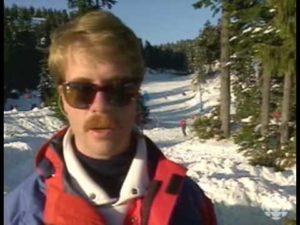 Intet andet end besvær: Hvad skiløbere 1985 sagt om snowboardere