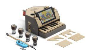 Nintendo Labo: Switch wird zum genialen, multifunktionalen Papp-Spielzeug