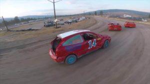 Stock Car Chase: Videospiel-Feeling beim Stock Car-Rennen