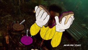 Ash Vs. Evil Dead, ESCUADRILLA 3: Teaser loco puede Gore sobre Roger Rabbit se reúnen
