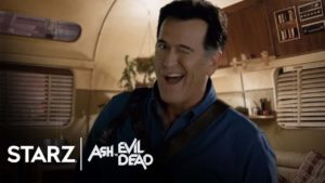 Ash vs Evil Dead, Staffel 3 - Neue Promo-Videos