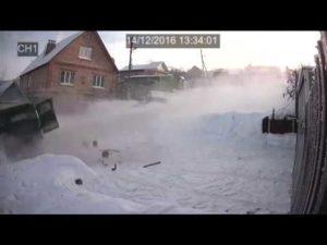 Sólo un camino muy suave en Rusia