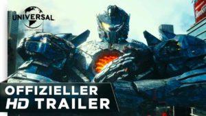 Pacific Rim 2: Uprising - Zwei neue Trailer