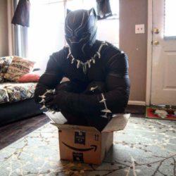 Schwachstelle von Black Panther gefunden