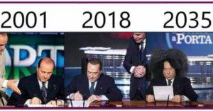 Silvio Berlusconi: Die Macht der Haarpracht