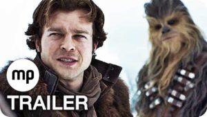 Solo: A Star Wars Story - Teaser und Trailer