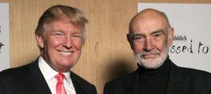 Trump ertappt beim Treffen mit russischen U-Boot Kapitän