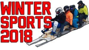Winter Olympics 2018 Fail Compilation