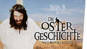 Bela B ist Jesus in der ersten historisch akkuraten Ostergeschichte