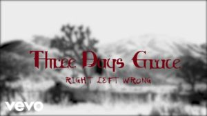 DBD: Right Left Wrong - Three Days Grace