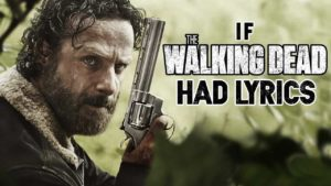 The Walking Dead: Als de intro had een Song