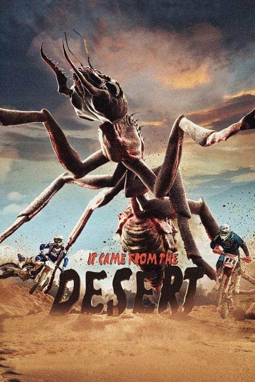 """04a25cfd Fans af rædsel komedier à la """"Arac Attack"""" være den mest underholdende og  rige citat """"Det kom fra ørkenen"""" sikkert have deres sjov."""