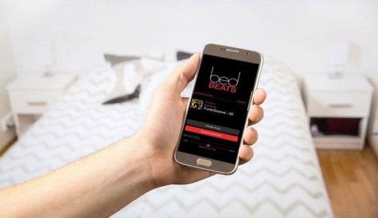 Beats de lit: App synchronise la musique au rythme pendant les