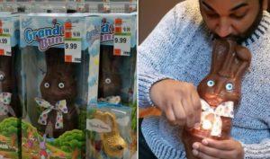 Bunny Bong: Diesen Schokoladenhasen kannst du rauchen