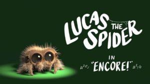 Lucas the Spider: Die niedlichste Spinne der Welt spielt Harfe