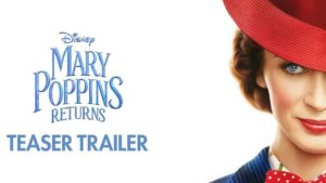 Mary Poppins' Rückkehr - Trailer