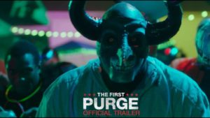The First Purge - Erster Trailer zu The Purge 4
