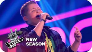 "Zwölfjähriger singt Metallicas ""Enter Sandman"" bei The Voice Kids"