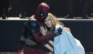 Better than Titanic: Celine Dion sings for Deadpool