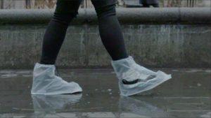DrySteppers: Regenjacke für die Schuhe Open-Air