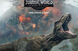 Jurassic World: Das gefallene Königreich - Trailer und Poster