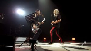 "Metallica covern ""Take On Me"", ""Dancing Queen"" und ""The Final Countdown"""