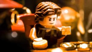 Solo: A Star Wars Story - Lego-Trailer