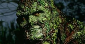 Swamp Thing: The swamp monster DC series by James Wan