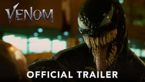 Venom - Trailer and Poster