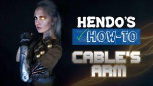 """Wie man sich einen eigenen """"Cable Arm"""" wie in Deadpool 2 baut"""