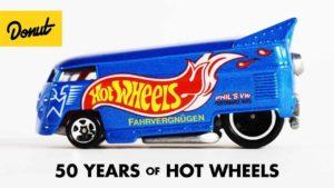 50 Jahre Hot Wheels