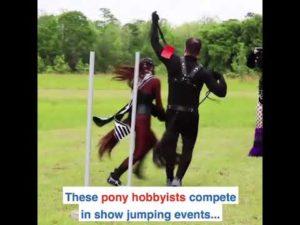 Als Pony bin ich frei und wild 🐴
