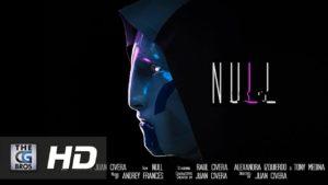 """CGI-Trailer zum Filmprojekt """"Null"""" von Juan Civera"""