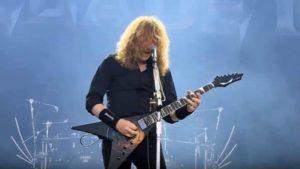 """Megadeth spielen nach 17 Jahren das erste Mal """"The Conjuring"""" Live"""