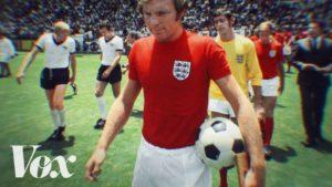 Den historie og seværdigheder i fodbold eller hvorfor Football udseende, da han ser
