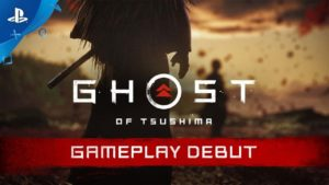 Fantôme de Tsushima - Gameplay-Trailer