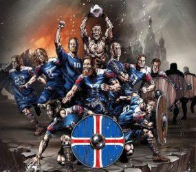 WM 2018: Lass für Island den inneren Wikinger los, Huh als Klingelton