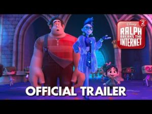 Ralph Breaks the Internet: Wreck-It Ralph 2 - Trailer