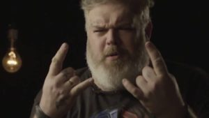 "Symphony of Hodor! Megadeth Backstage-Jam mit ""Game Of Thrones""-Star Kristian Nairn"