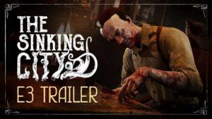 A Cidade Sinking - Trailer faz o mundo de H. P.. reavivar Lovecraft