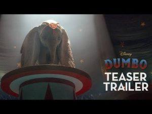"""Tim Burtons """"Dumbo"""" - Bande-annonce pour le film réel"""