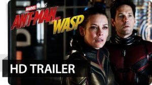 Ant-Man and the Wasp - Trailer und Kinospot