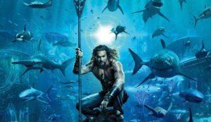 Aquaman - Trailer och Poster
