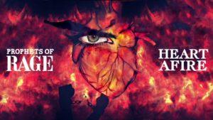 DHF: Heart Afire - Profeten van Rage