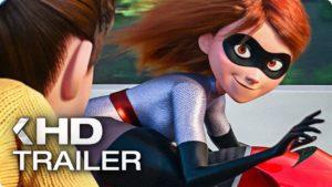 Die Unglaublichen 2 - Trailer