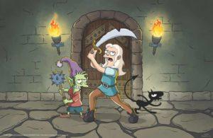 utilfredshed - Trailer til Matt Groening s Netflix serie