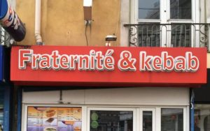 frihed, lighed, broderskab & Kebab